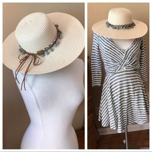 Accessories - Hat with Embellishment